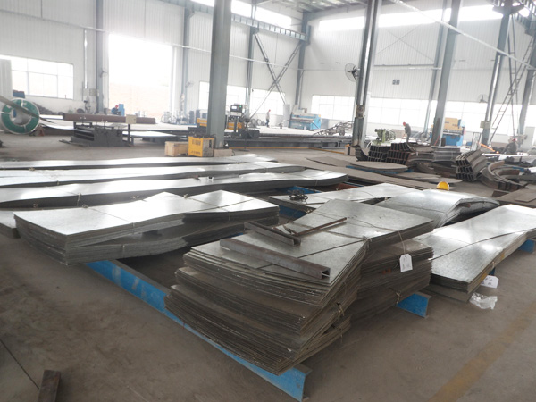 double-side-galvanized-steel-plate