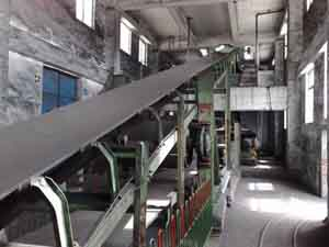best belt conveyor system and conveyor parts